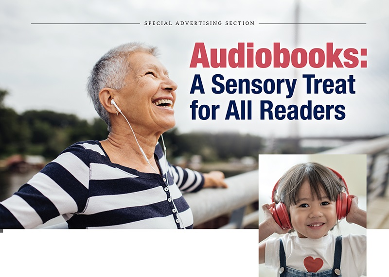 Audiobooks: A Sensory Treat for All Readers