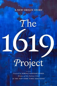 cover of the 1619 project