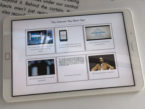 Keach Library Hosts Online Privacy Exhibit