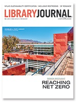 Library Journal Honored with 2019 Folio: Awards