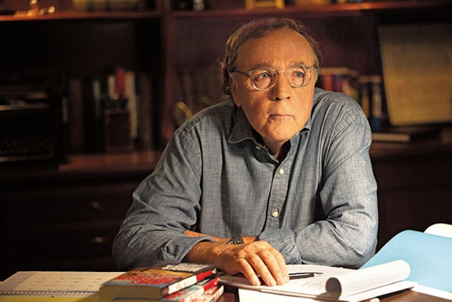 National Humanities Medal Winner James Patterson on Literacy, Libraries