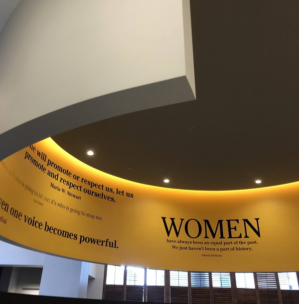 Pandemic Pivot Allows Nashville Public Library To Expand Access to Votes for Women Exhibit