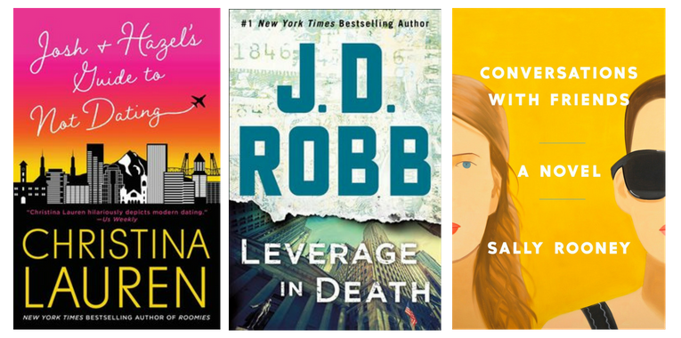 Run Your Week: Big Books, Sure Bets, & Titles Making News, Sept. 4, 2018 | Book Pulse