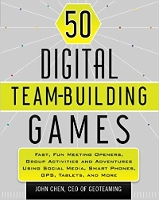 Book cover for 50 digital team-building games