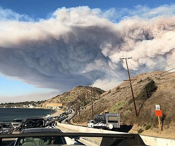California Libraries Reopen, Respond to Wildfires