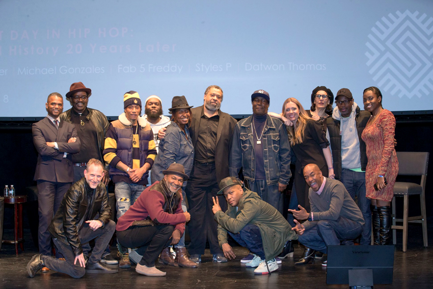 Testifying to the Power of Hip-Hop at the New York Public Library