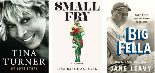 Biography, February 2019 | Best Sellers