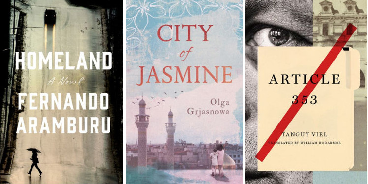 Reading Around the World: 12 Top Spring Titles for the Library Market