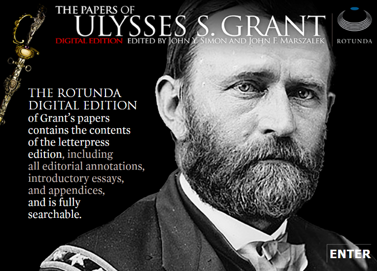 Gale's Digital Scholar Lab & The Papers of Ulysses S. Grant Digital Edition | Reference eReviews, April 2019