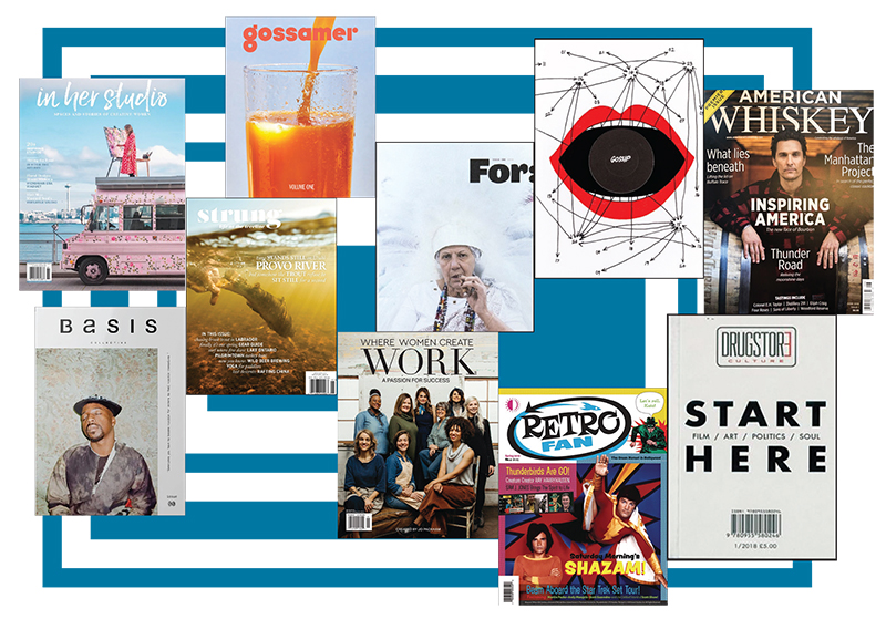 All About the Brand | Best Magazines 2018