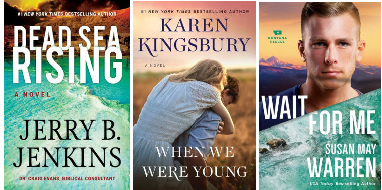 Christian Fiction Best Sellers, Apr. 2019 | Most in Demand in Libraries & Bookstores