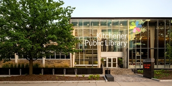 Kitchener Public Library exterior