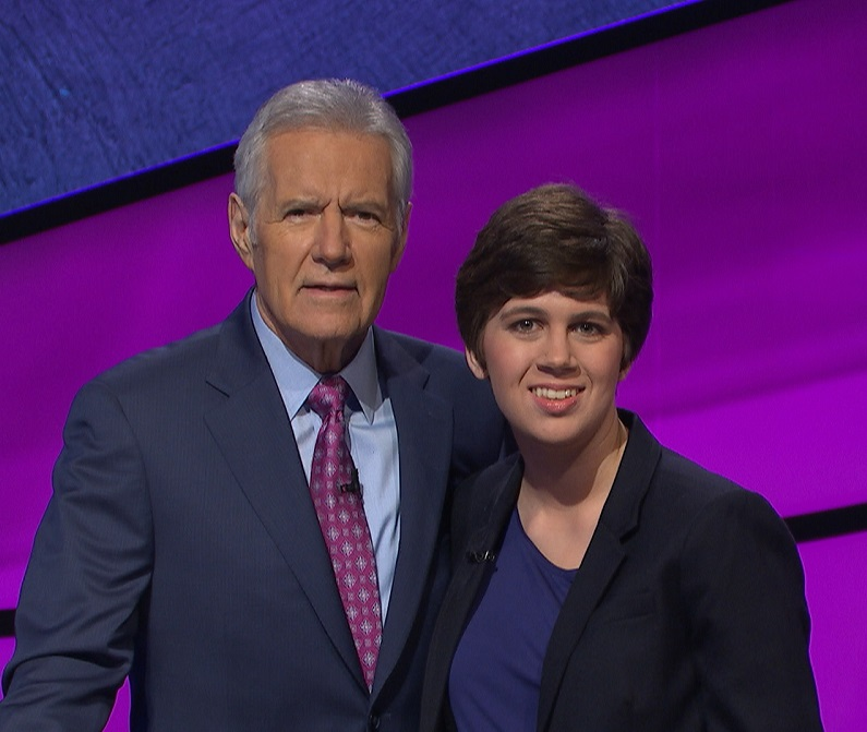 Who Is Emma Boettcher? Jeopardy!'s New Champ, an Academic Librarian, Talks to LJ