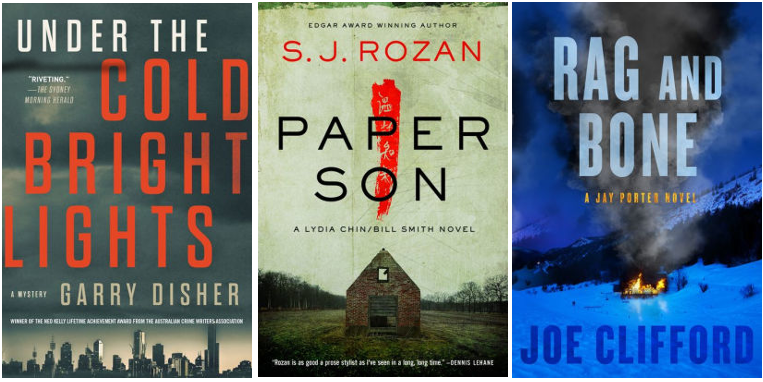 Stringer's Pick of the Month, McLean's Breakout Debut, Carlisle, Disher, Lepionka, Vilhauer, Ware, & More | Mystery & Suspense, June 2019