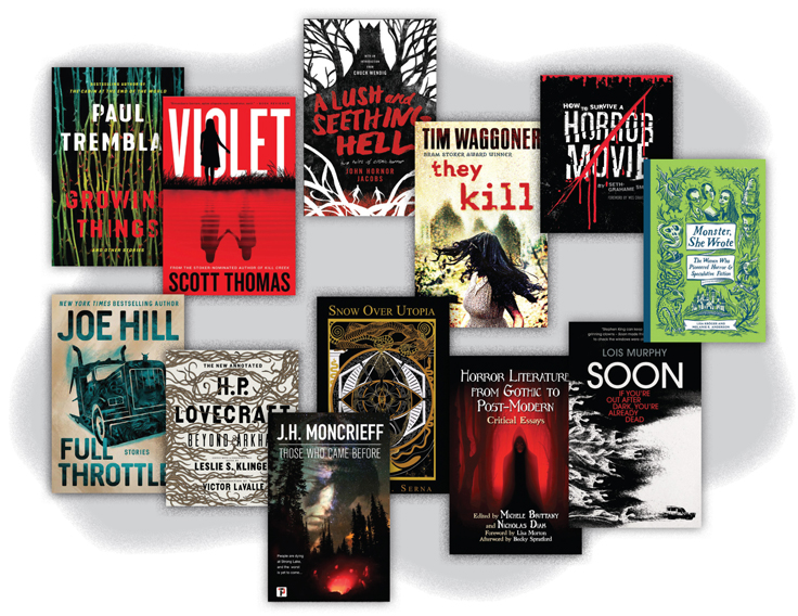 Wicked Good Reads | Genre Spotlight on Horror