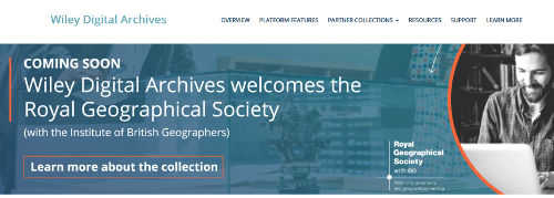 Wiley Digital Archives | Reference eReviews, July 2019
