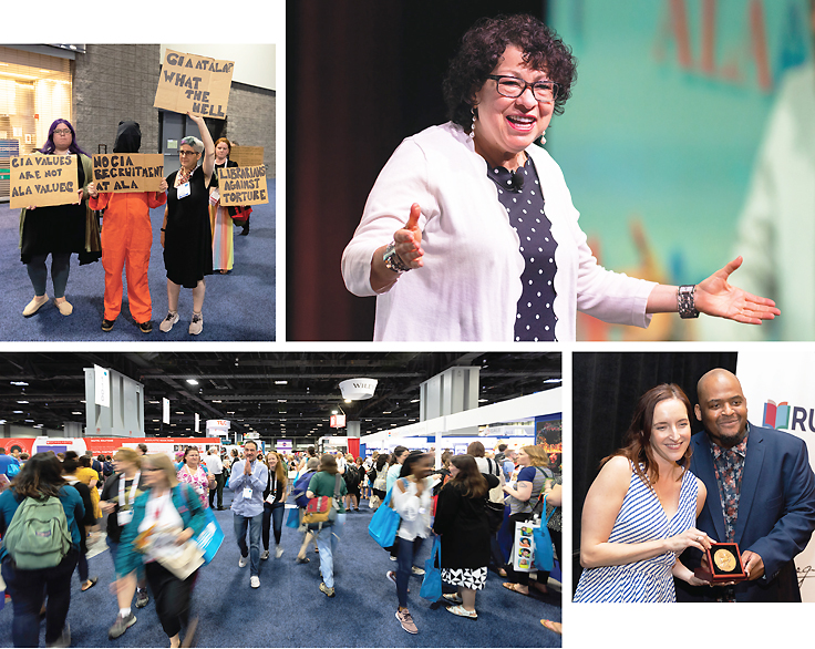 Changes Afoot | ALA 2019