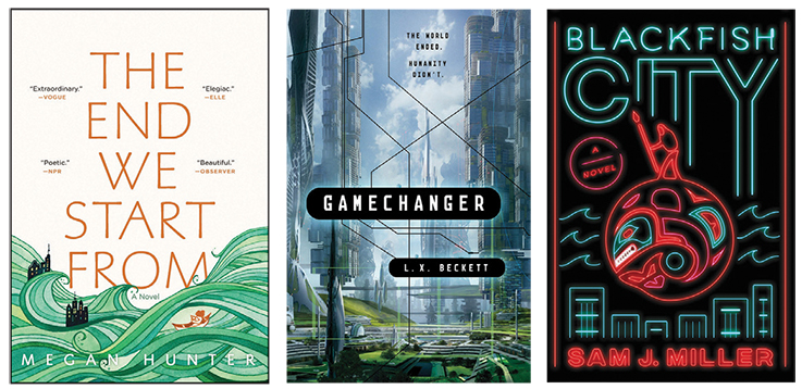Climate Crisis in Fiction | Collection Development, August