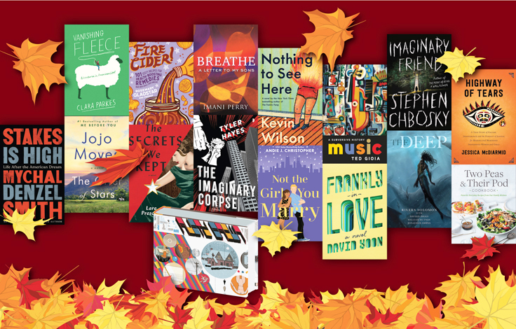 Fall Fireworks: 36 Titles That Shine Bright | Editors' Fall Picks 2019