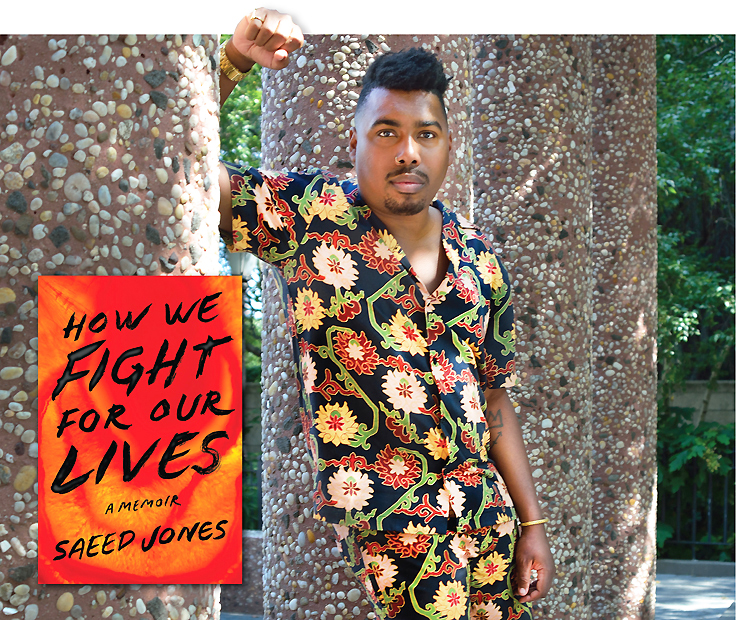 Saeed Jones on the Power of Writing | Editors' Fall Picks 2019