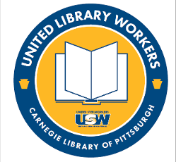 United Library Workers logo