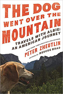 The Dog Went over the Mountain: Travels with Albie; An American Journey