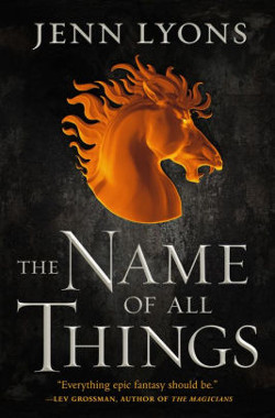 Name of All Things cover