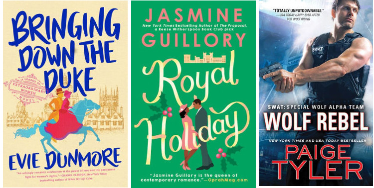Romance Revs Up, with Rom-Coms, Cozy Christmas Tales, and Paranormal Twists | Romance, Sept. 2019