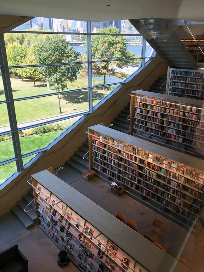 Inside Queens Public Library's New Jewel Box at Hunters Point | Editorial