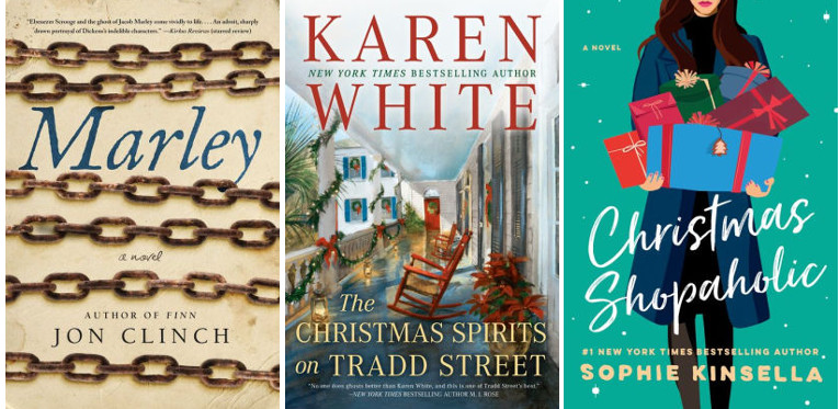 Festive Fiction: 27 Titles for Holiday Reading