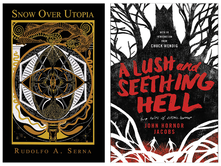 Shorter Works of Horror Pack a Punch | Readers Shelf