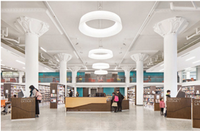 Mitchell Street Branch, Milwaukee Public Library, WI | New Landmark Libraries 2019