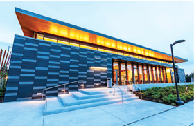 Tukwila Library, King County Library System, WA | New Landmark Libraries 2019