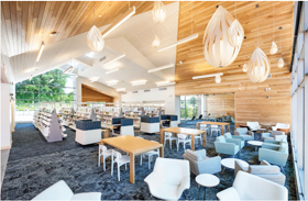 Varina Area Library, Henrico County Public Library, VA | New Landmark Libraries 2019