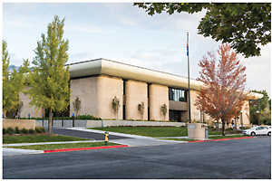 Weber County Main Library, Weber County Library System, UT | New Landmark Libraries 2019
