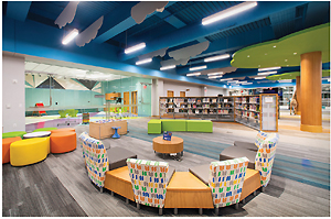 Advanced Learning Library, Wichita Public Library, KS| New Landmark Libraries 2019
