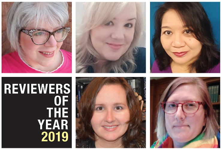 Reviewers of the Year 2019