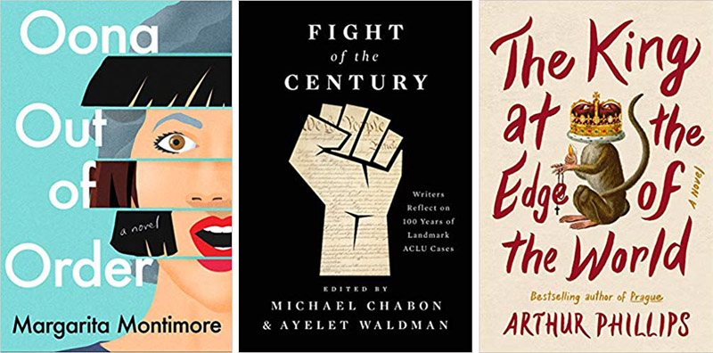 67 Compelling Titles | Starred Reviews, Feb., 2020