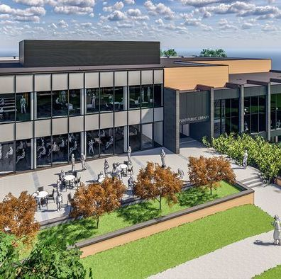 Building Delays for Flint and Carroll Public Libraries, Land Purchased for Saskatoon PL, Grand Reopenings at Eden Prairie, MN, and Felton, CA| Branching Out