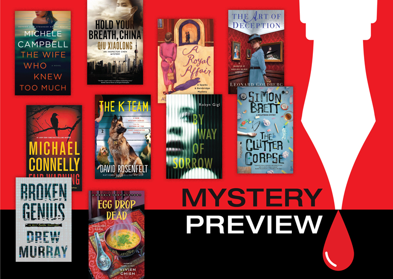Mystery, Suspense, & Thriller Trends, plus 49 Exciting 2020 Titles