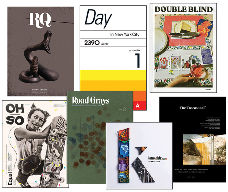 Best New Magazine Launches of 2019