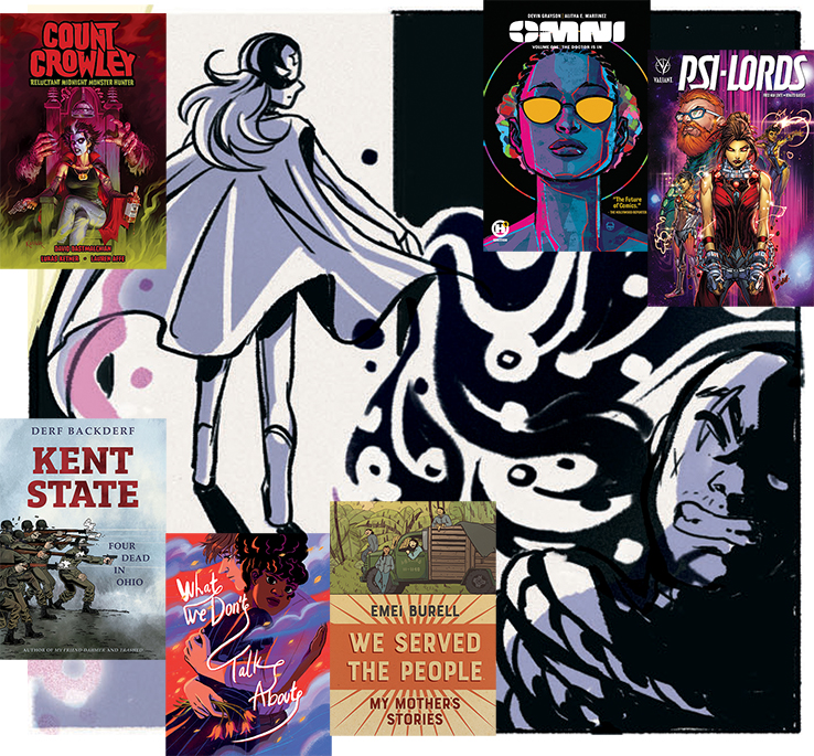 Picture This! | Graphic Novels Preview 2020