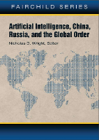 Artificial Intelligence doc cover with map of the world