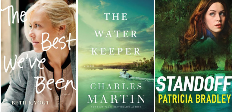 Bradley's New Natchez-Set Series, Duffy's Thriller Debut, High-Octane Action & Romance from Martin, Vogt, Wilson | Christian Fiction Reviews