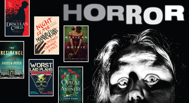 Rise of the Monsters: Top Horror Titles and Trends Coming This Season