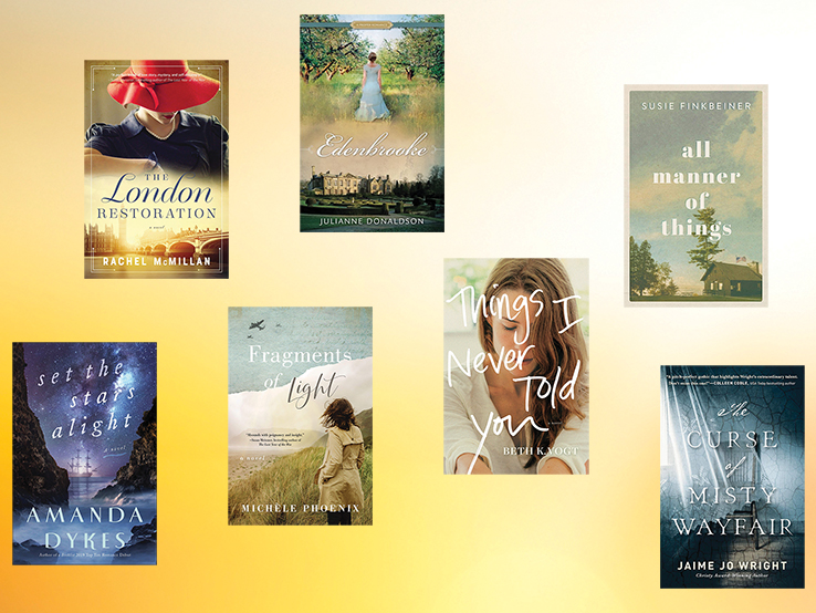 Leap of Faith: 30 Works of Christian Fiction Across a Range of Genres | Collection Development