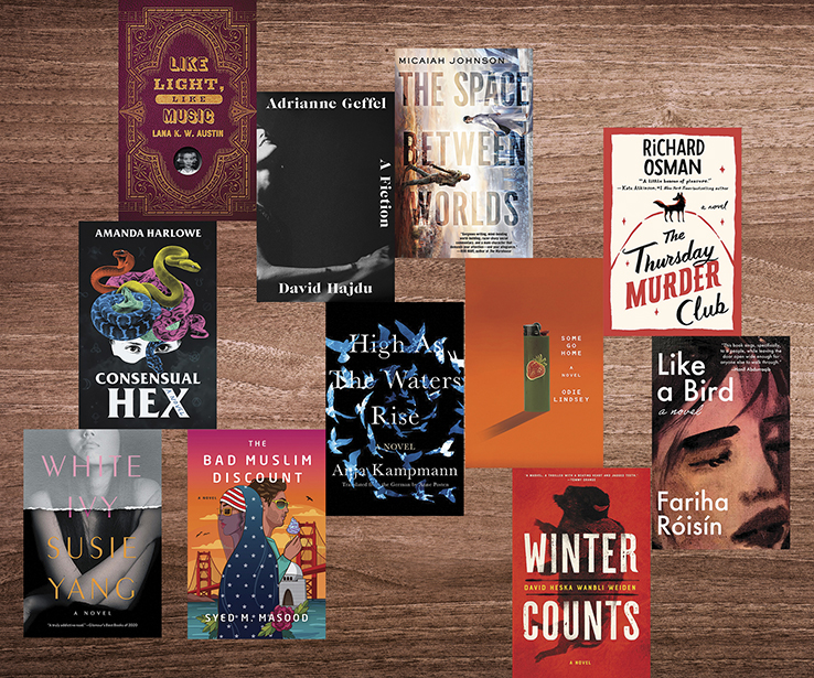 35 Standout Summer/Fall 2020 Debut Novels