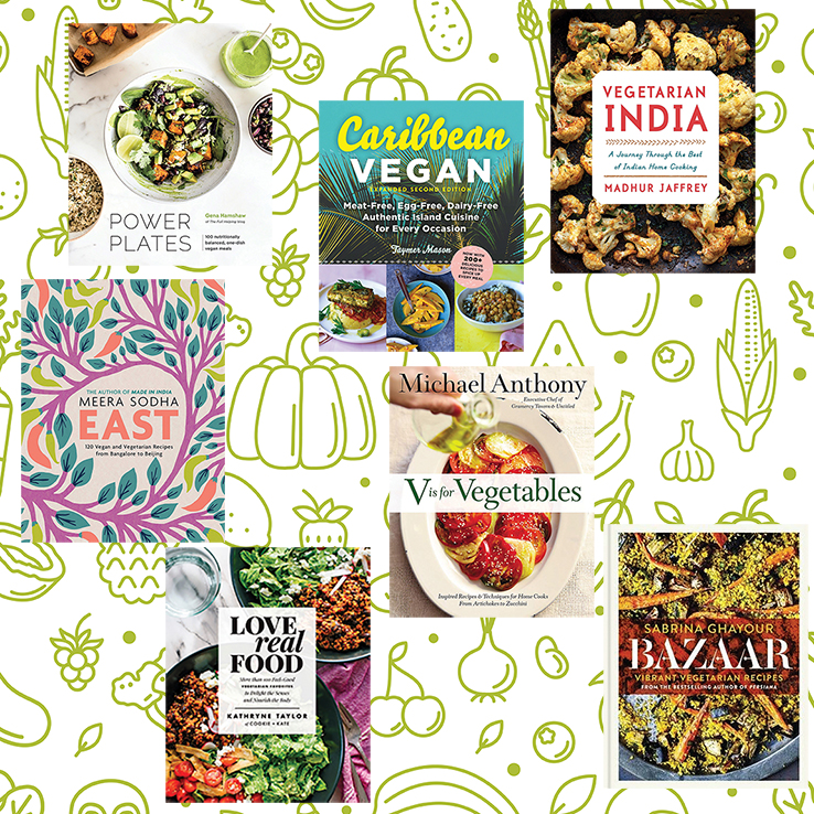 Plant Power: 32 Cookbooks Featuring Delicious Recipes for Meatless Meals