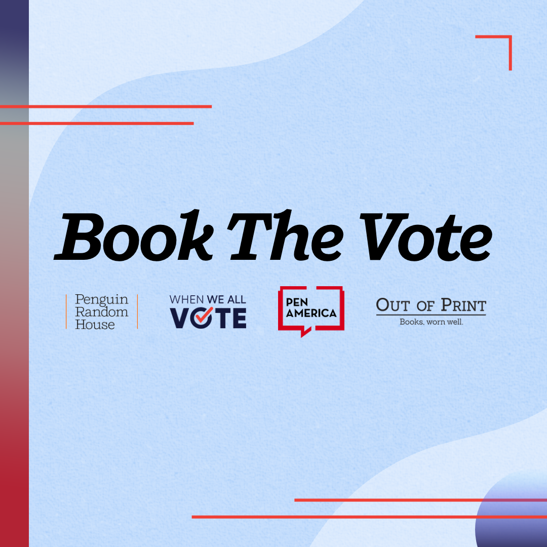 Penguin Random House's Skip Dye on Multipartner Book the Vote Initiative