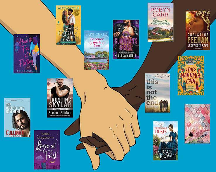 Choosing Love: 54 Romances for Our Times Promise Escape and Hope  | Romance Preview 2020